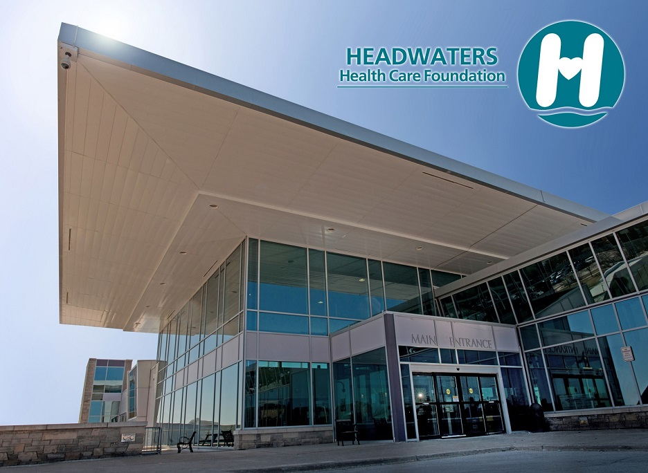 Headwaters Health Care Centre Entrance